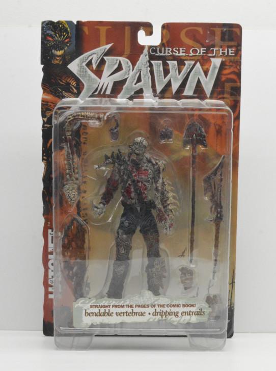 McFarlane Spawn Curse of the Spawn Hatchet