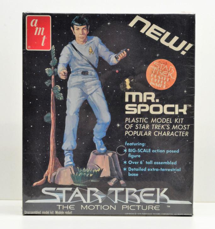 AMT (1979) Star Trek TMP Model Kit - Mr. Spock