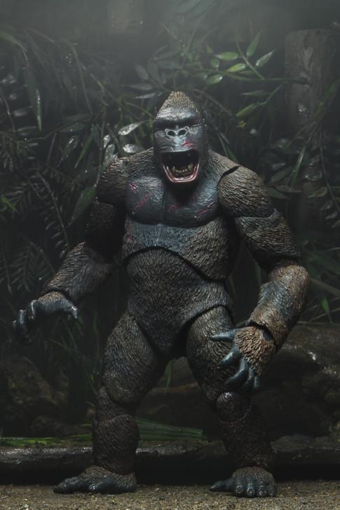 "NECA King Kong – 7"" Scale Action Figure – King Kong"