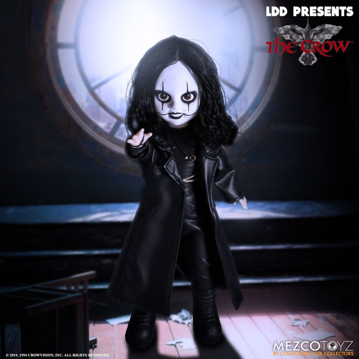 Mezco Living Dead Dolls The Crow