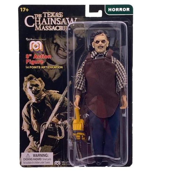 "Mego Action Figure 8"" Texas Chainsaw Massacre - Leatherface"