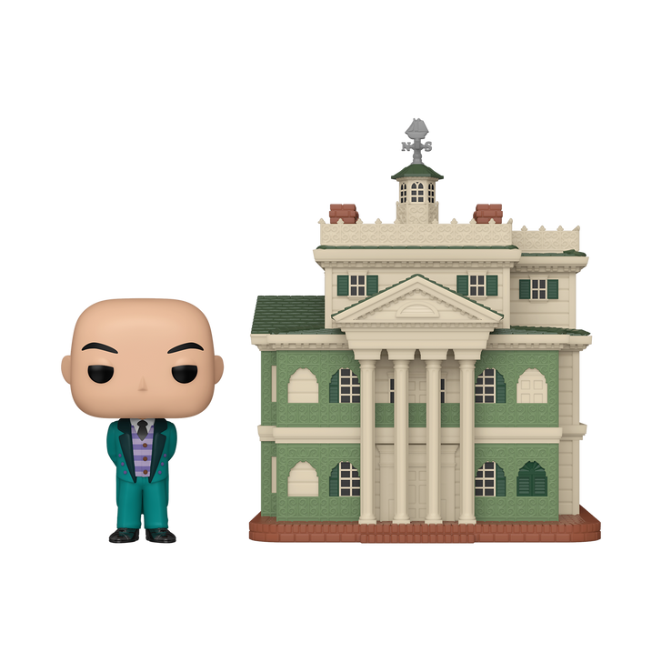 Funko POP! Disney Haunted Mansion with Butler