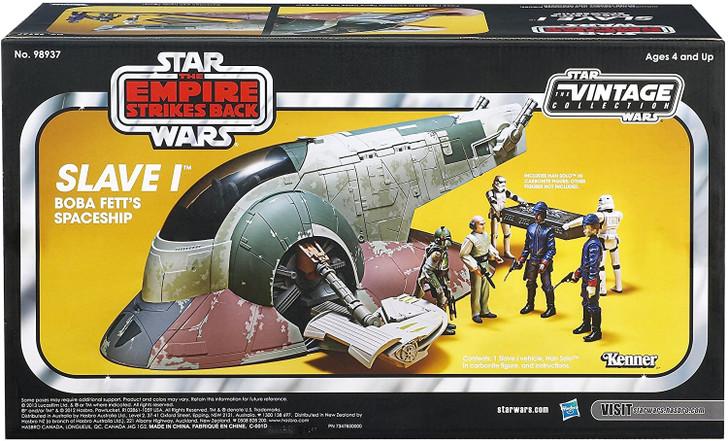 Hasbro Star Wars Vintage Collection SLAVE I Boba Fett's Spaceship