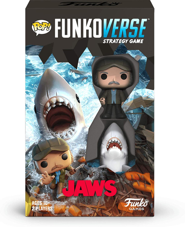 Funko Funkoverse Strategy Game: Jaws 100