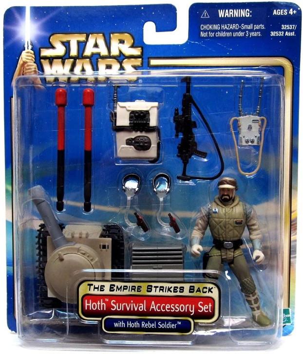Hasbro Star Wars Hoth Survival Accessory Set