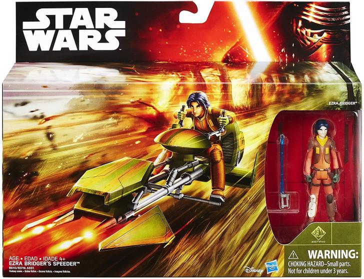 Hasbro Star Wars Rebels Ezra Bridger's Speeder