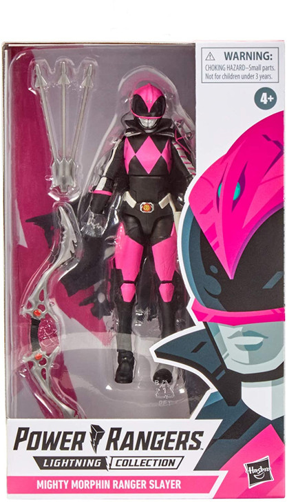 Hasbro Power Rangers Lightning Collection MMPR Ranger Slayer