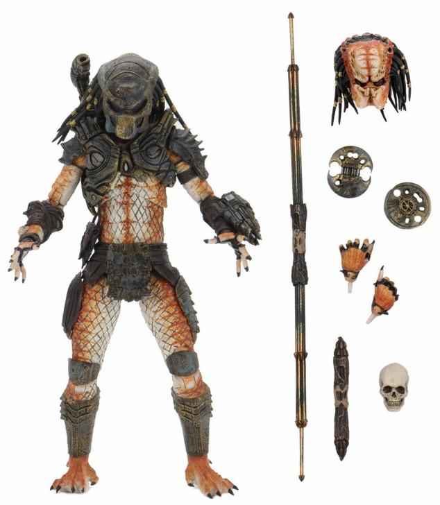 "NECA Predator 2 - 7"" Scale Action Figure - Ultimate Stalker"