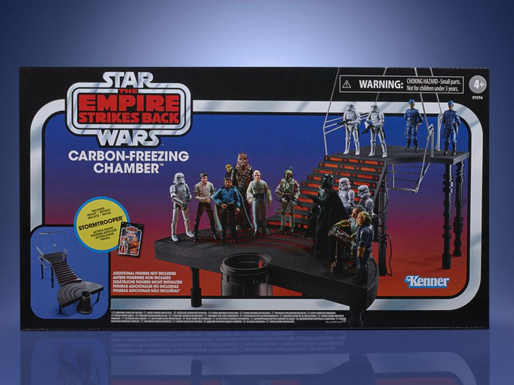 Hasbro Star Wars: The Vintage Collection Carbon-Freezing Chamber Playset