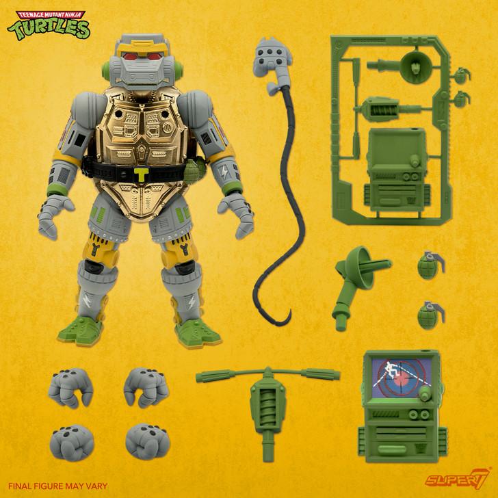 Super7 TMNT Ultimates Metalhead Action Figure