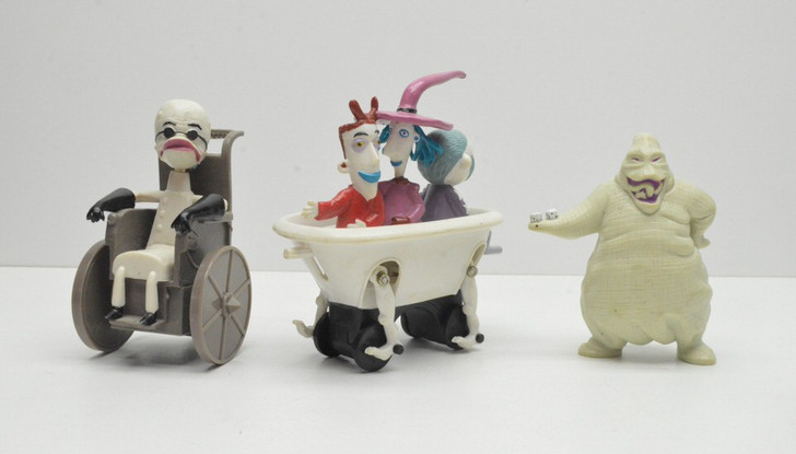 Applause Nightmare Before Christmas toys