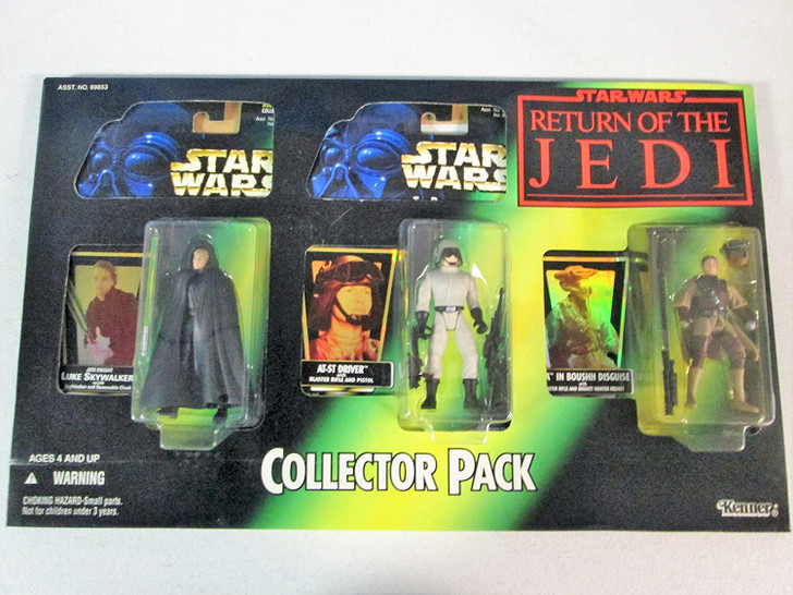 Kenner Star Wars Return of the Jedi Action Figure Collector Pack
