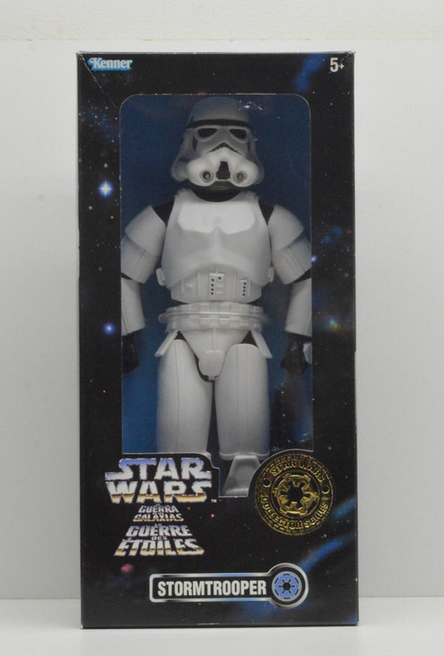 Kenner Star Wars Action Collection Stormtrooper 12in Action Figure (Foreign Package)