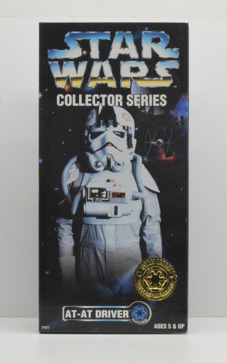 """Kenner Star Wars Action Collection AT-AT Driver 12"""" Action Figure"""