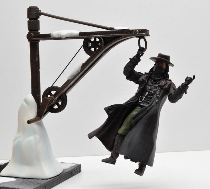 Jakks (2004) Van Helsing (Grappling Hook) action figure