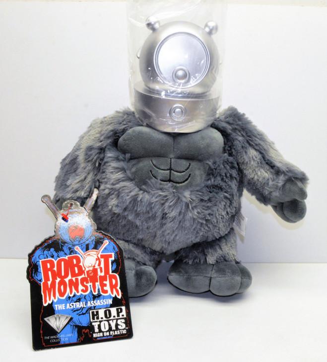 H.O.P. Toys ROBOT MONSTER Plush