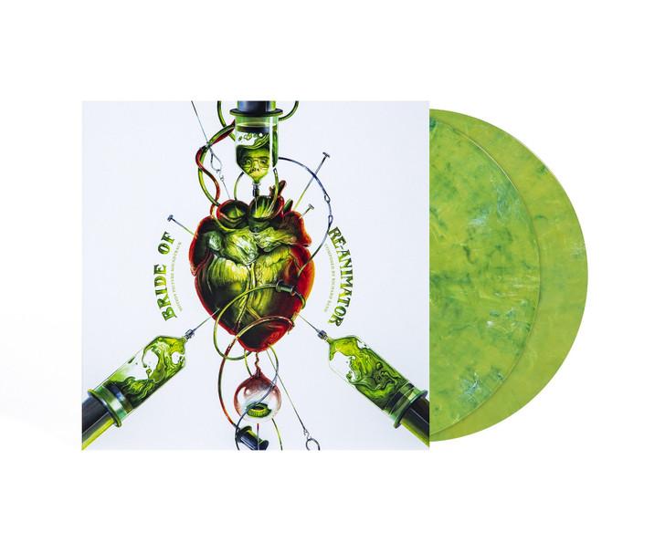 Waxwork Records Bride of ReAnimator Soundtrack