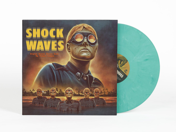 Waxwork Records Shock Waves Soundtrack