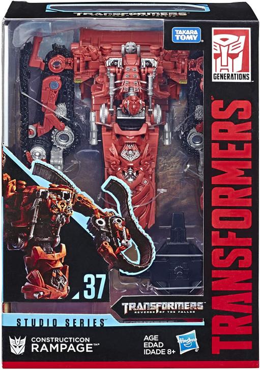 Hasbro Transformers Studio Series Constructicon Rampage #37