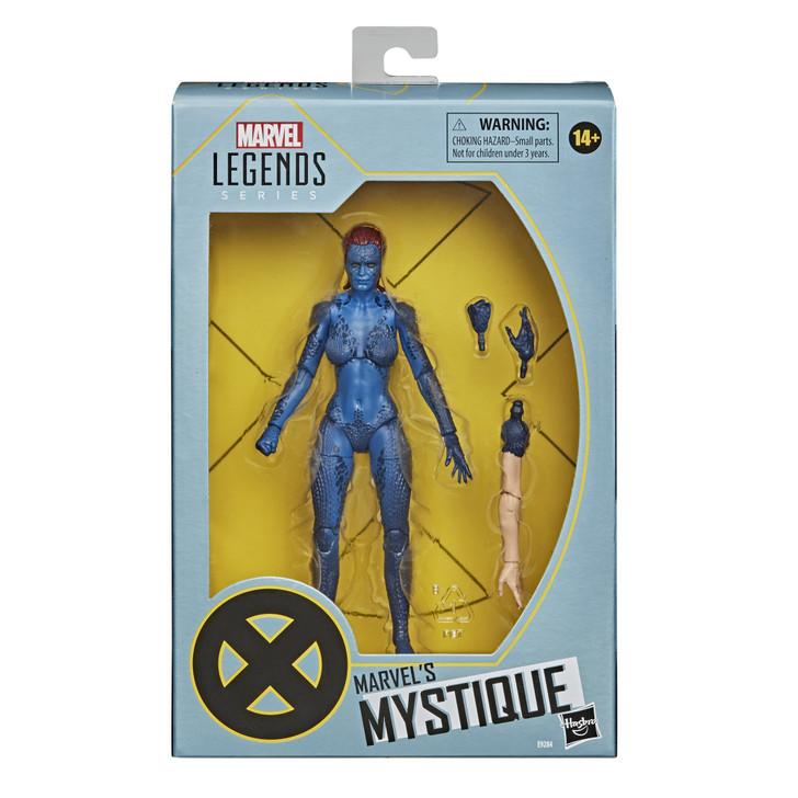 Hasbro Marvel Legends Series X-Men Mystique Action Figure