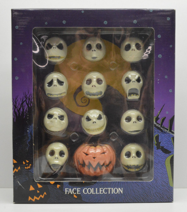 Jun Planning NBX Jack Skellington Face Collection