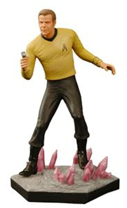 Diamond Select Star Trek 40th Anniversary Landing Party Kirk Statue