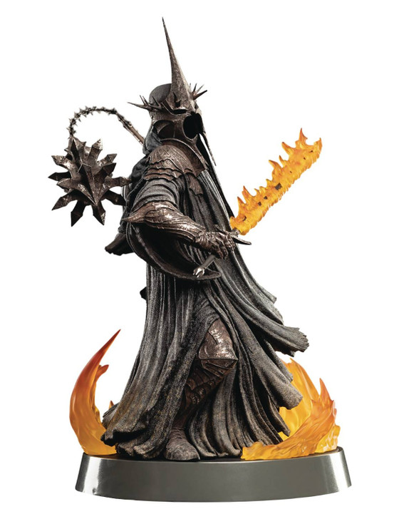 WETA Figures of Fandom Witch-King of Angmar PVC Statue