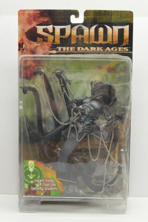 McFarlane Spawn Series 14 The Dark Ages Viper King