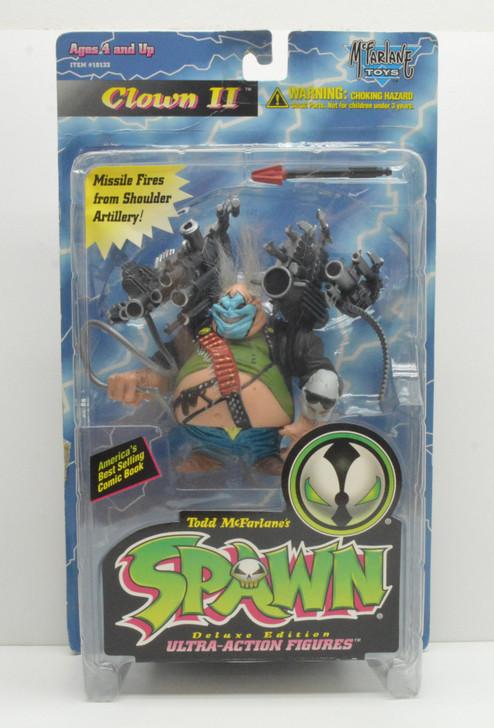 Mcfarlane Spawn Series 4 Clown II
