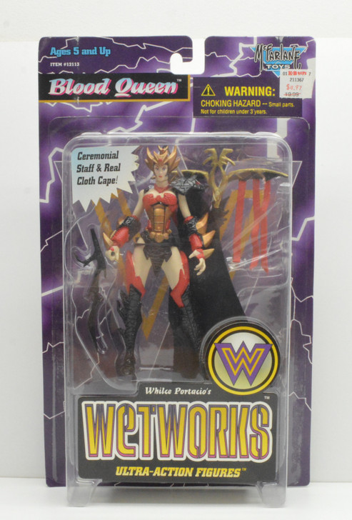 Mcfarlane Spawn Wetworks Series 2 Blood Queen