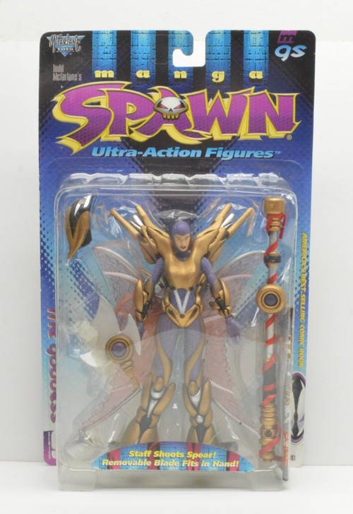 McFarlane Spawn Series 9 Manga The Goddess Action Figure