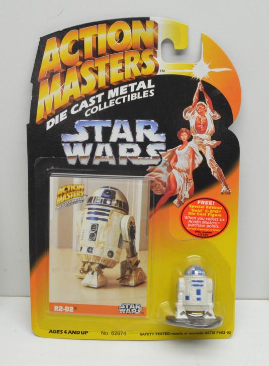 Kenner Star Wars Die Cast Metal R2-D2
