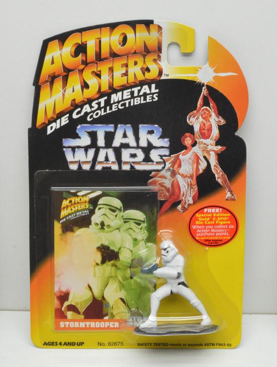 Kenner Star Wars Die Cast Metal Stormtrooper