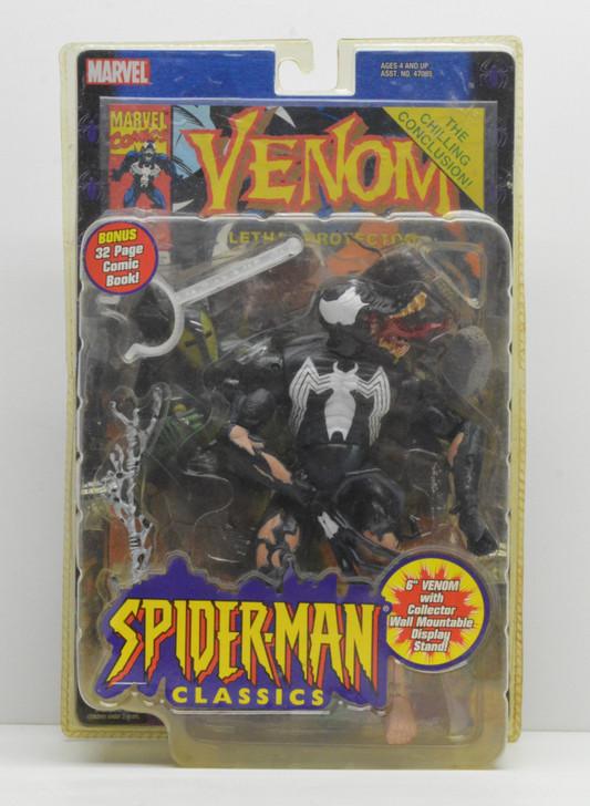 ToyBiz Spider-Man Classics Venom Action Figure