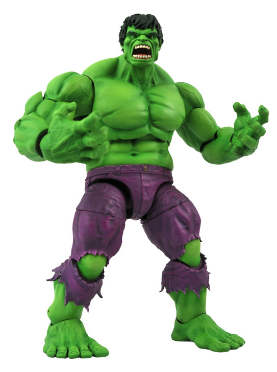 Marvel Select Rampaging Hulk Action Figure