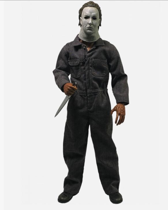 "Trick or Treat Studios Halloween 5 The Revenge of Michael Myers 12"" Action Figure"