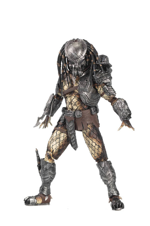 HIYA Battle Damaged Celtic Predator 1/18 scale action figure