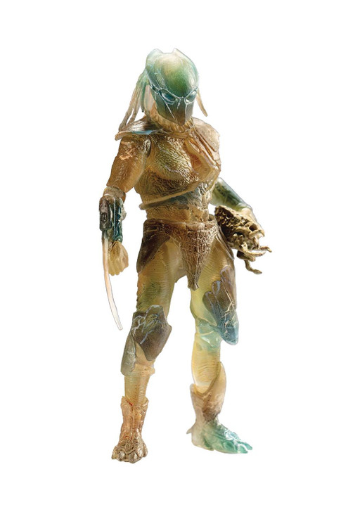 HIYA Predator Active Camouflage Falconer 1/18 scale action figure