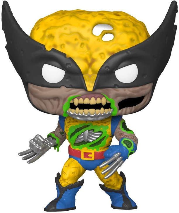 Funko POP! Marvel Zombies Zombie Wolverine #662