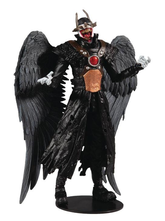 McFarlane DC Batman Who Laughs Hawkman 7in Action Figure