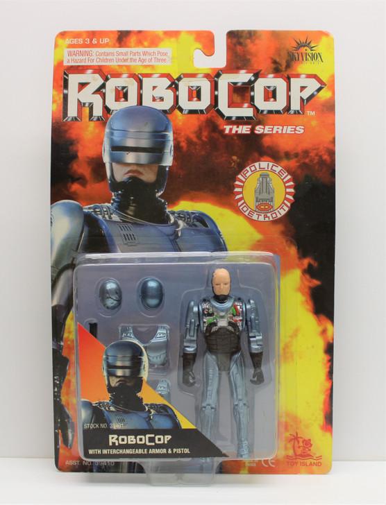 Toy Island Robocop The Series Action Figure