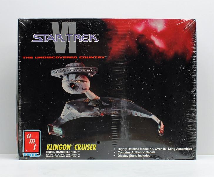 AMT/ERTL Star Trek VI Klingon Cruiser Model Kit