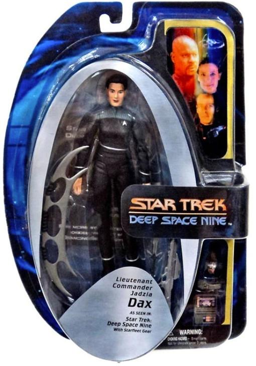Diamond Select Star Trek DS9 Jadzia Dax Action Figure