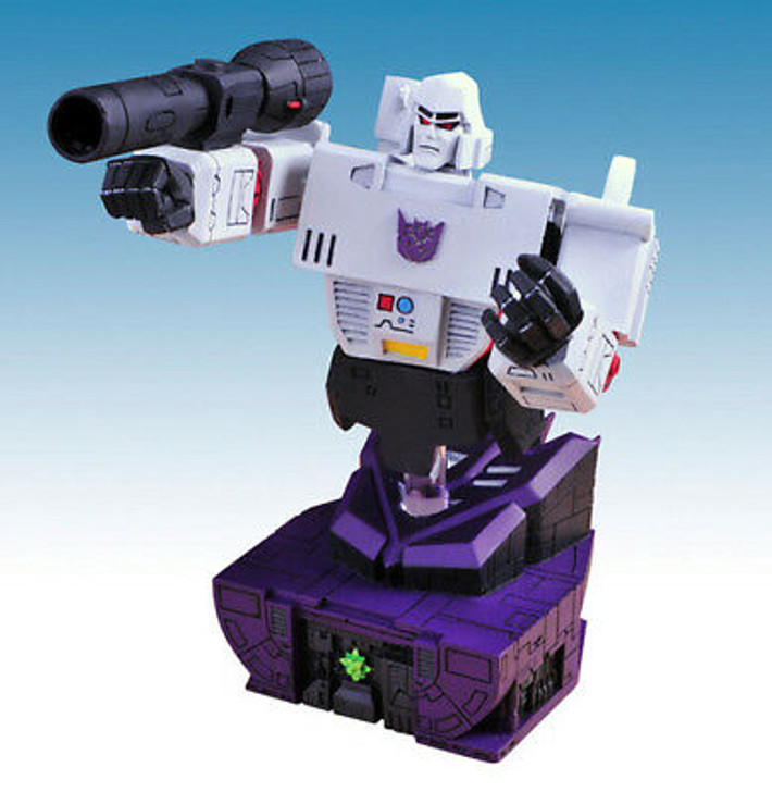 Diamond Select Transformers Megatron bust 2009 SDCC Exclusive