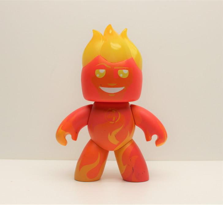 Hasbro Marvel Mighty Muggs Human Torch