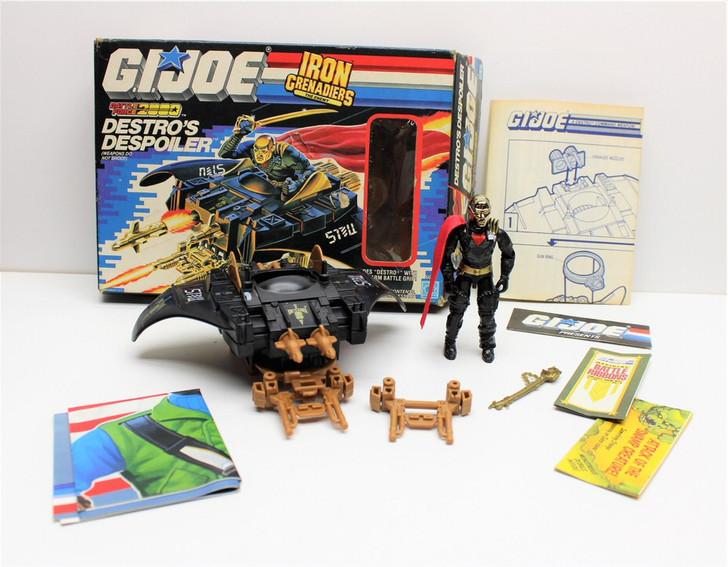 Hasbro GI Joe Battle Force 2000 Destro's Despoiler