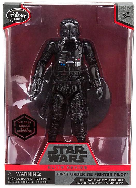 Disney Star Wars First Order TIE Fighter Pilot Elite Series Action Figure