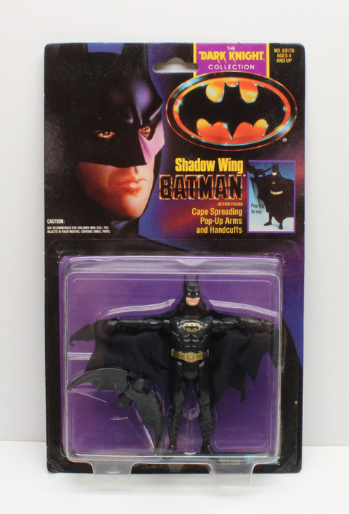 Kenner Batman The Dark Knight Collection Batman Shadow Wing Action Figure