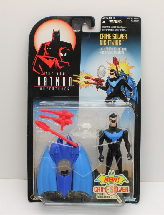 Kenner Batman The New Adventures Nightwing Action Figure
