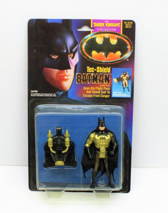 Kenner Batman The Dark Knight Collection Batman Tec-Shield Action Figure